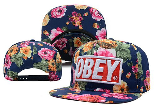 Obey Snapbacks Hat XDF 15